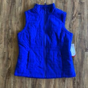 NWT Blue athletic vest